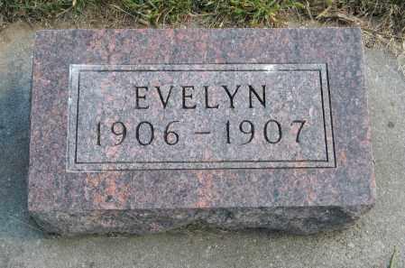 OLSON, EVELYN - Knox County, Nebraska | EVELYN OLSON - Nebraska Gravestone Photos