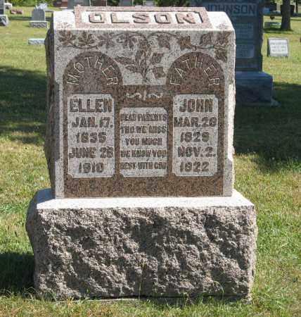 OLSON, JOHN - Knox County, Nebraska | JOHN OLSON - Nebraska Gravestone Photos