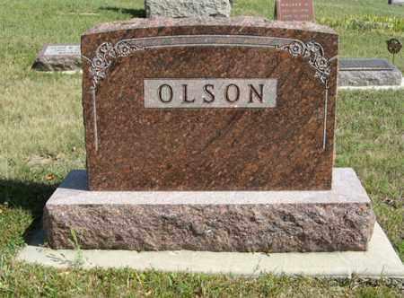 OLSON, FAMILY - Knox County, Nebraska | FAMILY OLSON - Nebraska Gravestone Photos