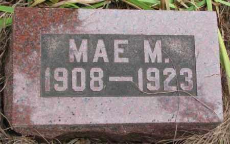 OLSON, MAE M. - Knox County, Nebraska   MAE M. OLSON - Nebraska Gravestone Photos