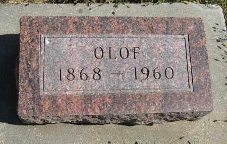 OLSON, OLOF - Knox County, Nebraska | OLOF OLSON - Nebraska Gravestone Photos