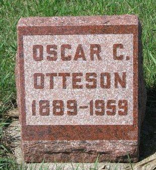 OTTESON, OSCAR C. - Knox County, Nebraska   OSCAR C. OTTESON - Nebraska Gravestone Photos