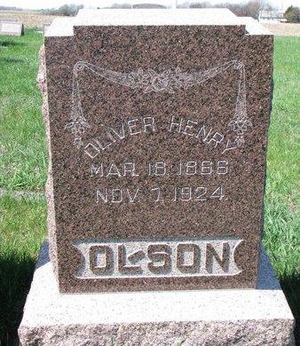 OTTESON, OLIVER HENRY - Knox County, Nebraska | OLIVER HENRY OTTESON - Nebraska Gravestone Photos