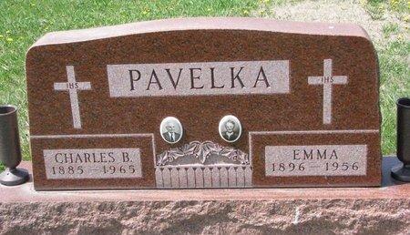 DUFEK PAVELKA, EMMA - Knox County, Nebraska | EMMA DUFEK PAVELKA - Nebraska Gravestone Photos