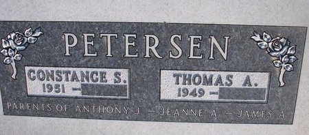 PETERSEN, THOMAS A. - Knox County, Nebraska | THOMAS A. PETERSEN - Nebraska Gravestone Photos