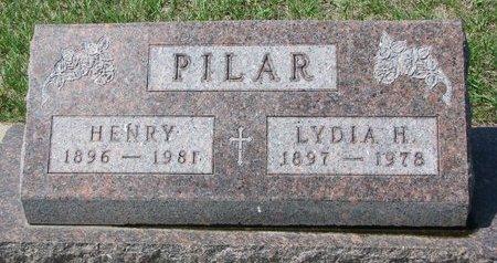 HOLAN PILAR, LYDIA - Knox County, Nebraska | LYDIA HOLAN PILAR - Nebraska Gravestone Photos