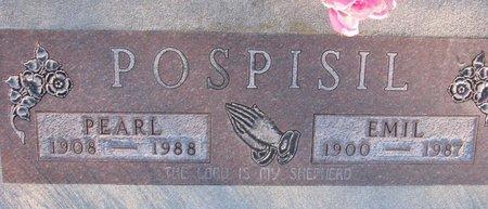 RINEHART POSPISIL, PEARL - Knox County, Nebraska | PEARL RINEHART POSPISIL - Nebraska Gravestone Photos