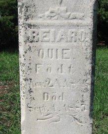 "QUIE, REIARO ""ROY' (CLOSE UP) - Knox County, Nebraska   REIARO ""ROY' (CLOSE UP) QUIE - Nebraska Gravestone Photos"