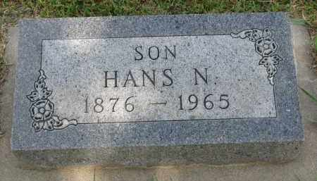 RATHJEN, HANS N. - Knox County, Nebraska | HANS N. RATHJEN - Nebraska Gravestone Photos