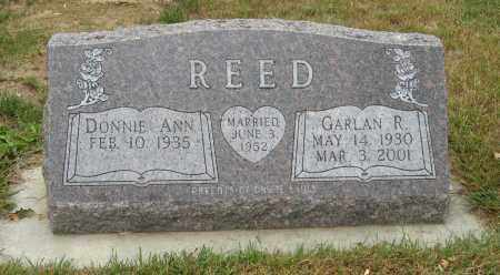 REED, GARLAN R. - Knox County, Nebraska | GARLAN R. REED - Nebraska Gravestone Photos
