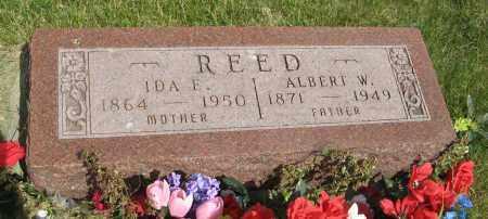 REED, IDA E. - Knox County, Nebraska | IDA E. REED - Nebraska Gravestone Photos