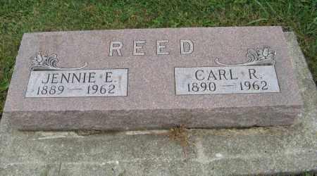 REED, CARL R. - Knox County, Nebraska | CARL R. REED - Nebraska Gravestone Photos