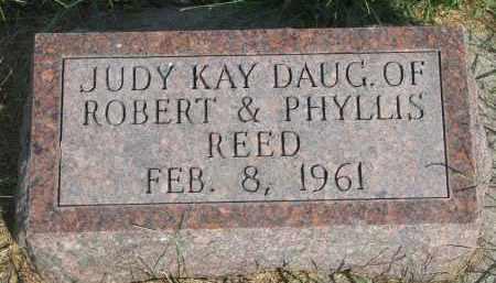 REED, JUDY KAY - Knox County, Nebraska   JUDY KAY REED - Nebraska Gravestone Photos