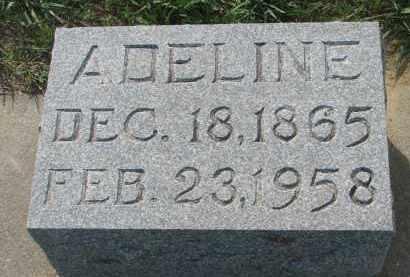 REPENNING, ADELINE - Knox County, Nebraska   ADELINE REPENNING - Nebraska Gravestone Photos