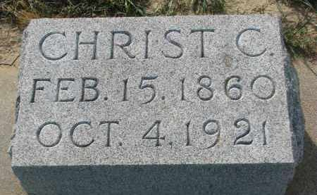 REPENNING, CHRIST C. - Knox County, Nebraska | CHRIST C. REPENNING - Nebraska Gravestone Photos