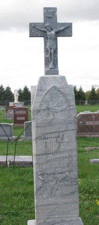 ROHRER, JOHN - Knox County, Nebraska   JOHN ROHRER - Nebraska Gravestone Photos