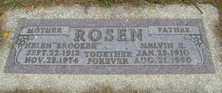 ROSEN, HELEN - Knox County, Nebraska   HELEN ROSEN - Nebraska Gravestone Photos