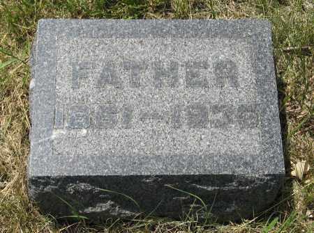 SANDSTROM, FATHER - Knox County, Nebraska | FATHER SANDSTROM - Nebraska Gravestone Photos