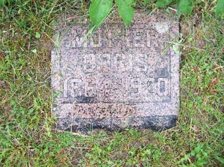 SEBADE SCHMECKPEPER, DOROTHEA (DORIS) - Knox County, Nebraska   DOROTHEA (DORIS) SEBADE SCHMECKPEPER - Nebraska Gravestone Photos