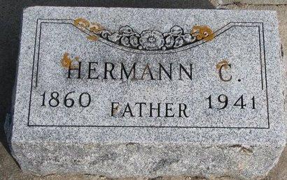 SEECK, HERMANN C. - Knox County, Nebraska | HERMANN C. SEECK - Nebraska Gravestone Photos