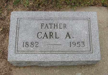 SEGER, CARL A. - Knox County, Nebraska | CARL A. SEGER - Nebraska Gravestone Photos