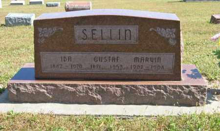 SELLIN, GUSTAF - Knox County, Nebraska | GUSTAF SELLIN - Nebraska Gravestone Photos