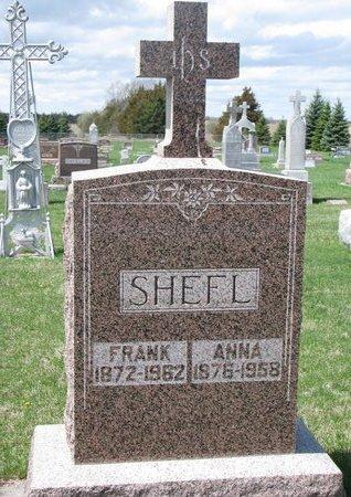 "SLADEK SHEFL, JOHANNA ""ANNA"" - Knox County, Nebraska   JOHANNA ""ANNA"" SLADEK SHEFL - Nebraska Gravestone Photos"