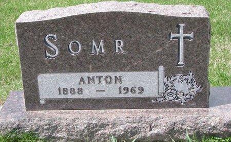 SOMR, ANTON - Knox County, Nebraska   ANTON SOMR - Nebraska Gravestone Photos