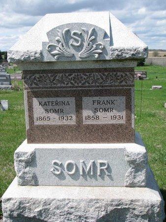 SOMR, KATERINA - Knox County, Nebraska | KATERINA SOMR - Nebraska Gravestone Photos