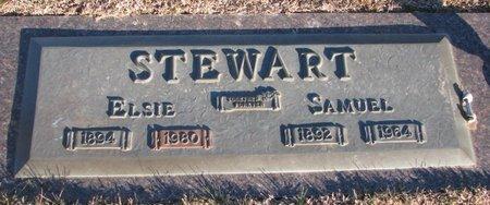 STEWART, ELSIE - Knox County, Nebraska   ELSIE STEWART - Nebraska Gravestone Photos