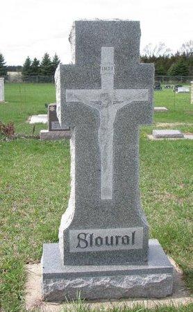 STOURAL, *FAMILY MONUMENT - Knox County, Nebraska | *FAMILY MONUMENT STOURAL - Nebraska Gravestone Photos