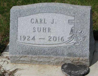 SUHR, CARL J. - Knox County, Nebraska | CARL J. SUHR - Nebraska Gravestone Photos