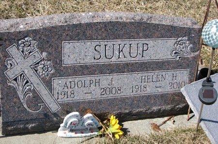 SUKUP, HELEN H. - Knox County, Nebraska   HELEN H. SUKUP - Nebraska Gravestone Photos