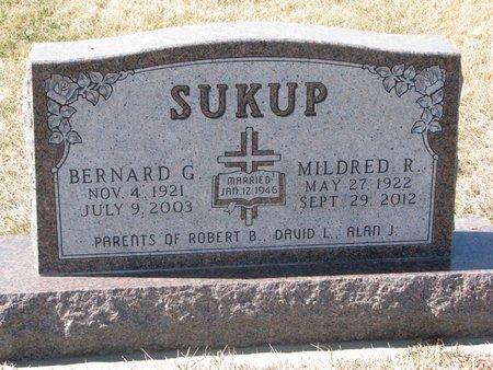 SUKUP, MILDRED ROSE - Knox County, Nebraska | MILDRED ROSE SUKUP - Nebraska Gravestone Photos