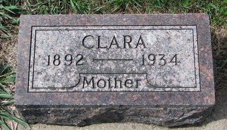 SUKUP, CLARA CAROLINE - Knox County, Nebraska | CLARA CAROLINE SUKUP - Nebraska Gravestone Photos