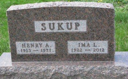 SUKUP, HENRY A. - Knox County, Nebraska   HENRY A. SUKUP - Nebraska Gravestone Photos