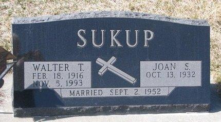 SUKUP, JOAN S. - Knox County, Nebraska | JOAN S. SUKUP - Nebraska Gravestone Photos