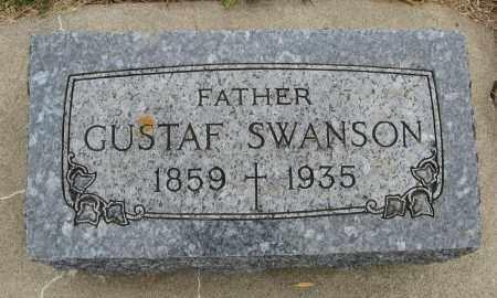 SWANSON, GUSTAF - Knox County, Nebraska | GUSTAF SWANSON - Nebraska Gravestone Photos