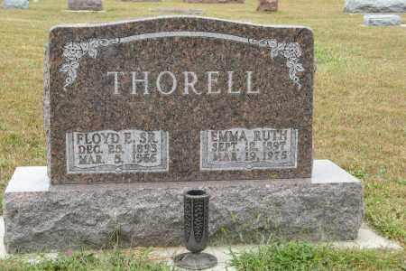 THORELL, EMMA RUTH - Knox County, Nebraska | EMMA RUTH THORELL - Nebraska Gravestone Photos