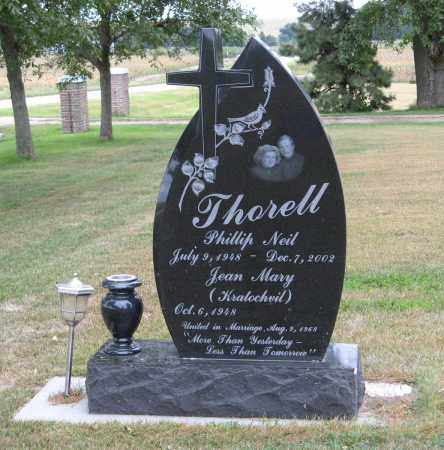 THORELL, PHILLIP NEIL - Knox County, Nebraska | PHILLIP NEIL THORELL - Nebraska Gravestone Photos