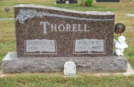 THORELL, ROGER M. - Knox County, Nebraska | ROGER M. THORELL - Nebraska Gravestone Photos