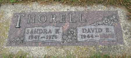 THORELL, SANDRA K. - Knox County, Nebraska   SANDRA K. THORELL - Nebraska Gravestone Photos