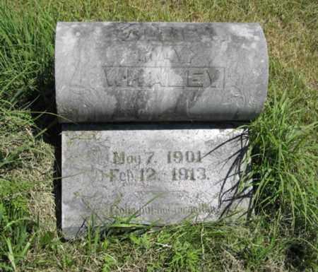 WHALEY, ADDIE - Knox County, Nebraska   ADDIE WHALEY - Nebraska Gravestone Photos