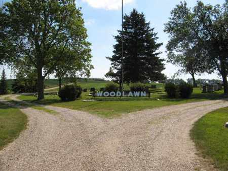 **WOODLAWN CEMETERY, SIGN & GPS - Knox County, Nebraska | SIGN & GPS **WOODLAWN CEMETERY - Nebraska Gravestone Photos