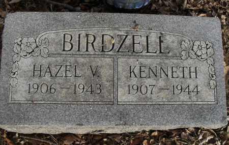 BIRDZELL, HAZEL V - Lancaster County, Nebraska | HAZEL V BIRDZELL - Nebraska Gravestone Photos