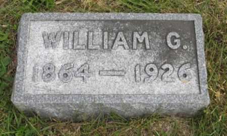 BIXLER, WILLIAM G. - Lancaster County, Nebraska | WILLIAM G. BIXLER - Nebraska Gravestone Photos
