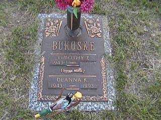 BUKOSKE, DEANNA - Lancaster County, Nebraska | DEANNA BUKOSKE - Nebraska Gravestone Photos