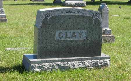 CLAY, FAMILY - Lancaster County, Nebraska | FAMILY CLAY - Nebraska Gravestone Photos