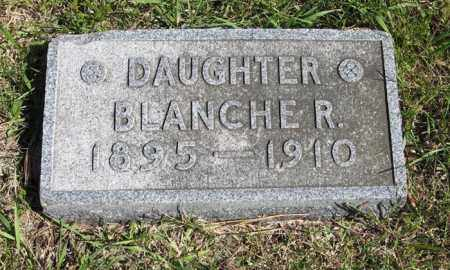 DICKSON, BLANCHE R. - Lancaster County, Nebraska | BLANCHE R. DICKSON - Nebraska Gravestone Photos