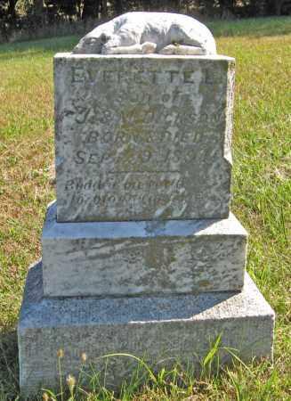 DICKSON, EVERETTE L. - Lancaster County, Nebraska   EVERETTE L. DICKSON - Nebraska Gravestone Photos